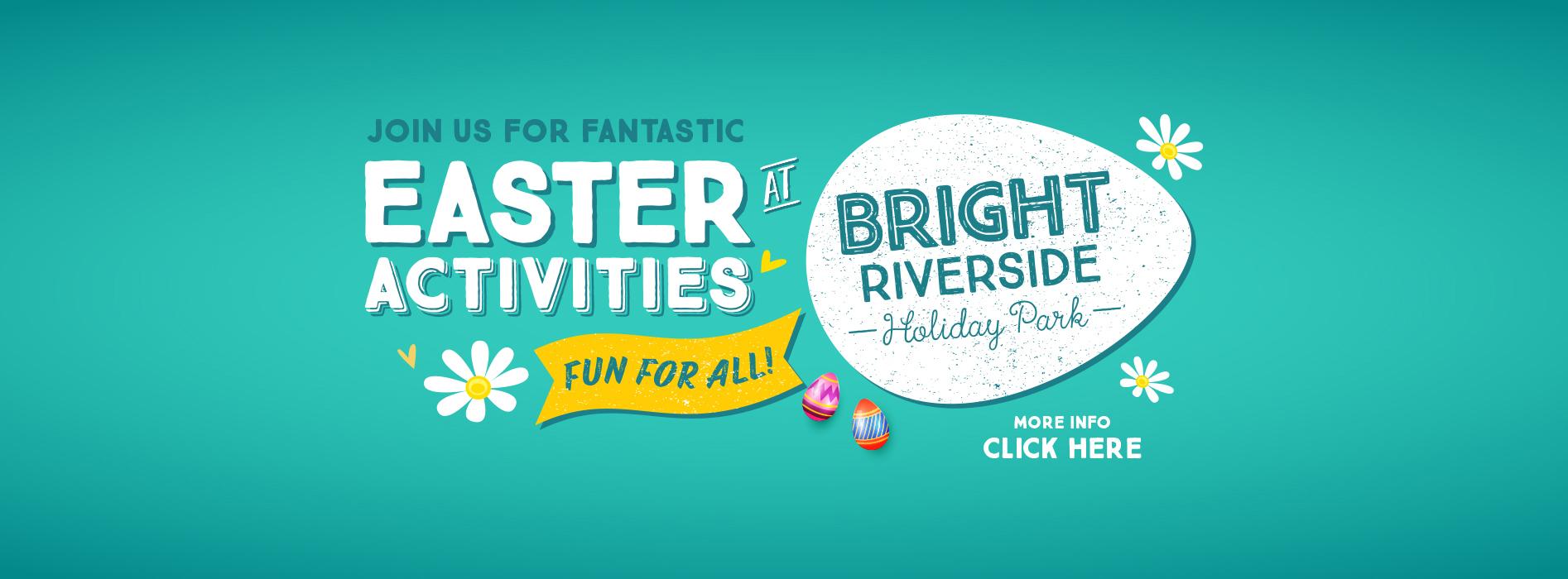 Riverside Easter Activities 2019