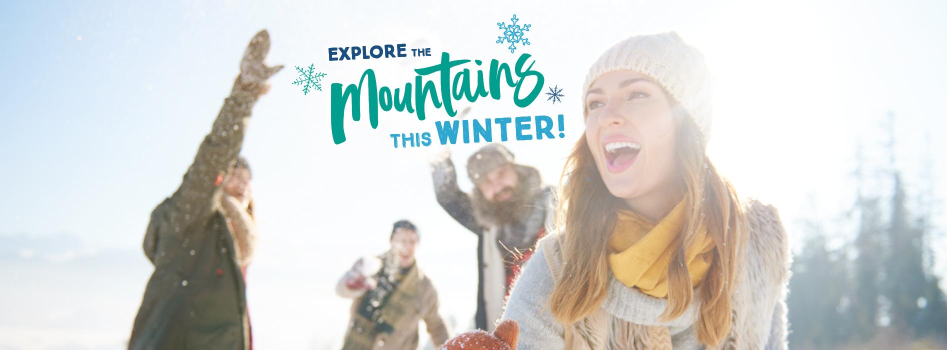 Explore Mount Hotham, Mount Buffalo Winter Bright