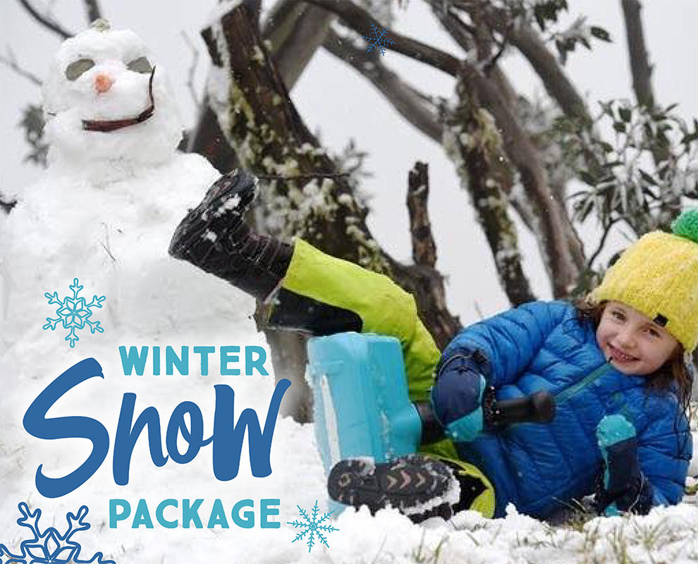 Snow Stuff Park Mount Hotham Accommodation Deal